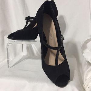 Franco Sarto Fiera Sandal Pump Size 7